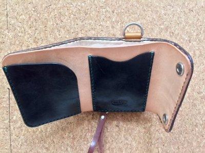 画像1: STETCH サンプル放出品 小銭入れ ミニ財布