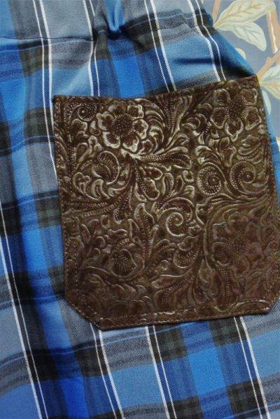 画像3: 合皮ポケット短パン