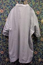 画像4: BOOZE Henri Shirt(シャトル織機オックスフォードポケットヘンリーシャツ) (4)