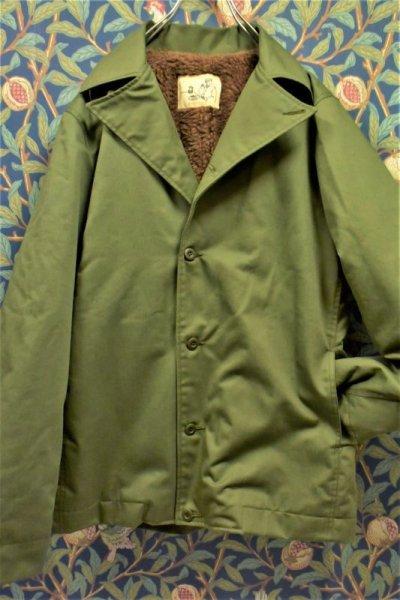 画像1: BOOZE Military Jacket(1970'S M-65 OD生地使用)