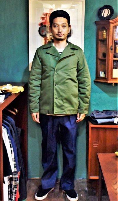 画像3: BOOZE Military Jacket(1970'S M-65 OD生地使用)
