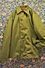 画像3: BOOZE Military Jacket(1970'S M-65 OD生地使用) (3)