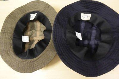 画像3: BOOZE DESIGN WORKS Cloth Hat(布帛ハット)