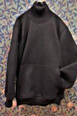 画像2: BOOZE Roll Neck Pullover(メルトンロールネック) (2)