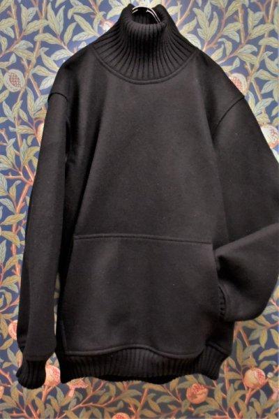 画像1: BOOZE Roll Neck Pullover(メルトンロールネック)