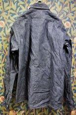 画像5: BOOZE Pocket Shirt(ダンガリーシャツ)  (5)