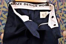 画像6: BOOZE DESIGN WORKS Solaro Cotton Slacks(玉虫スラックス) (6)