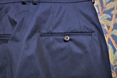 画像1: BOOZE DESIGN WORKS Solaro Cotton Slacks(玉虫スラックス)