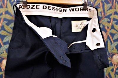 画像2: BOOZE DESIGN WORKS Solaro Cotton Slacks(玉虫スラックス)