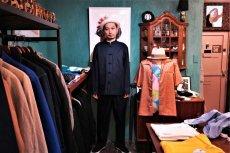 画像6: BOOZE Kung fu Jacket(玉虫生地カンフージャケット) (6)