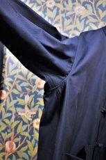 画像5: BOOZE Kung fu Jacket(玉虫生地カンフージャケット) (5)