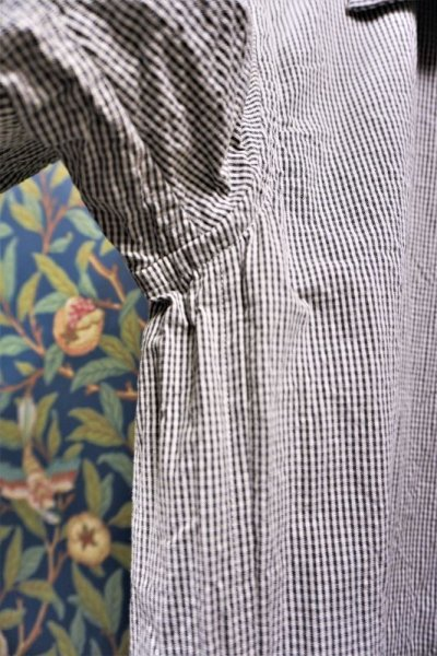 画像2: BOOZE  Open Collar Shirt(シアサッカー開襟シャツ)