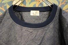 画像4: BOOZE  T-Shirt(ダンガリーフハクTシャツ) (4)