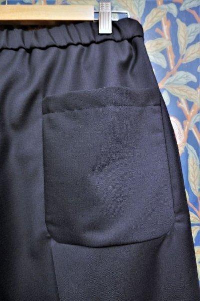 画像2: BOOZE DESIGN WORKS  Short Pants (生地HOLLAND&SHERRY)ミッドナイトブルー