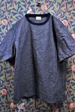 画像2: BOOZE  T-Shirt(ダンガリーフハクTシャツ) (2)