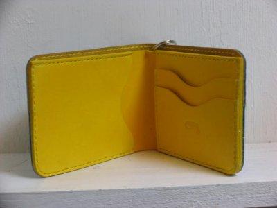 画像1: STETCH 二つ折り財布