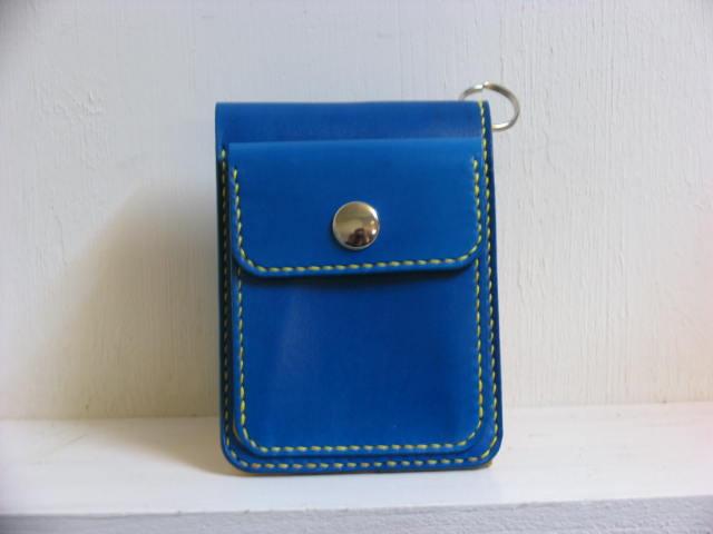 画像1: STETCH 二つ折り財布 (1)