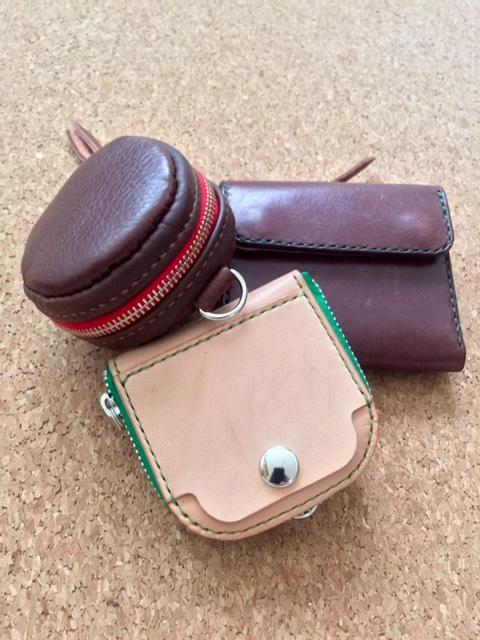 画像1: STETCH サンプル放出品 小銭入れ ミニ財布 (1)
