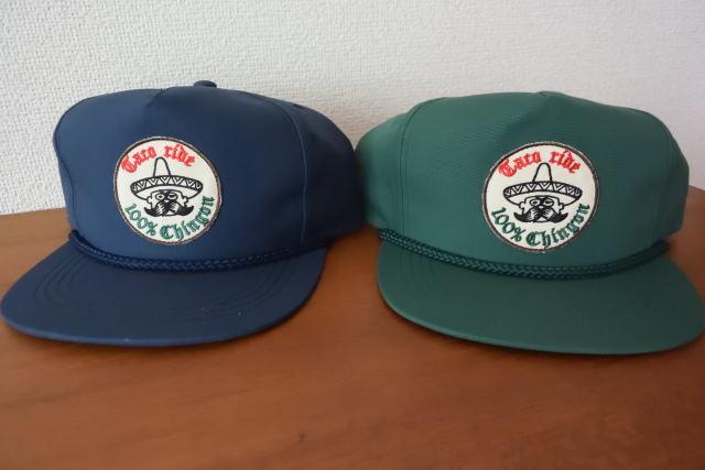 画像1: タコライド SENIOR CAP 4種類 (1)