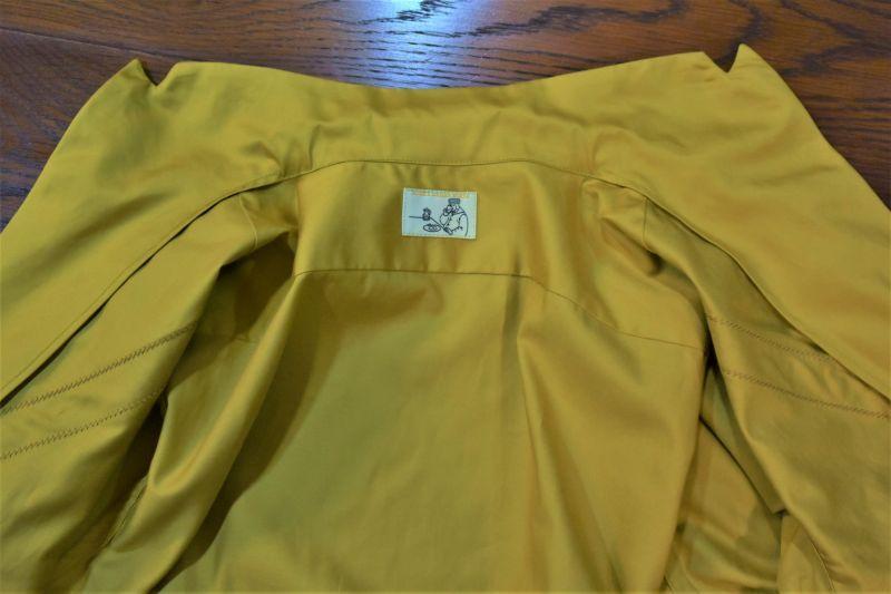 画像3: BOOZE  V飾りテープ コットンシルク開襟シャツ
