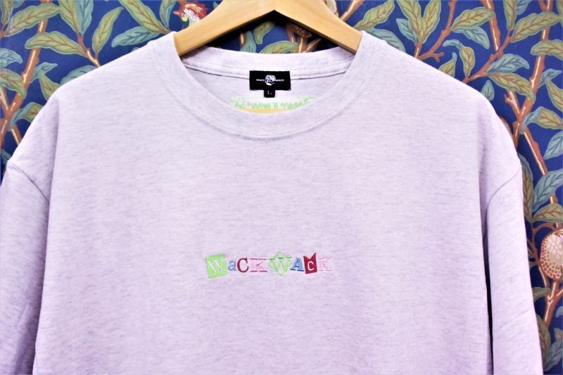 """画像1: WACKWACK  """"BACC 2 SKOOL"""" Tシャツ"""