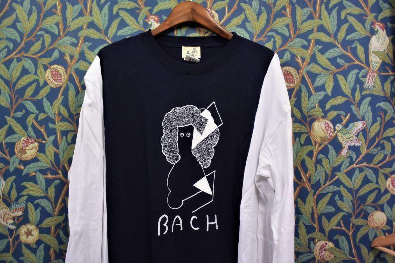画像1: BOOZE  フランケンシリーズ 一点物ロングTシャツ 身幅L丈XL