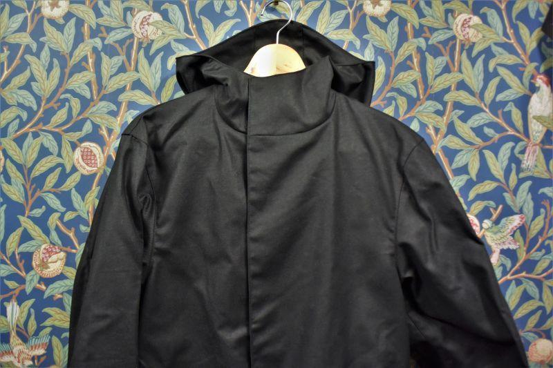 画像1: BOOZE  ベルギー製カツラギ フードジャケット