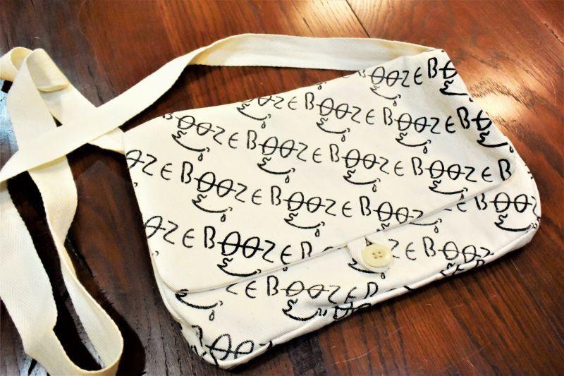 画像1: BOOZE Bag(総柄バッグ) (1)