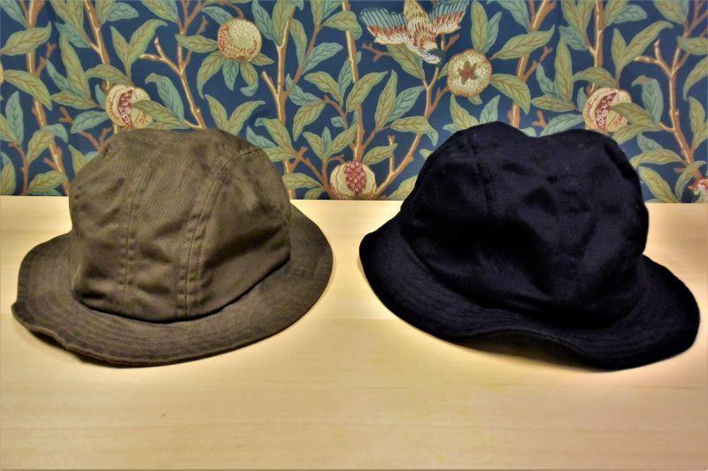 画像1: BOOZE DESIGN WORKS Cloth Hat(布帛ハット) (1)