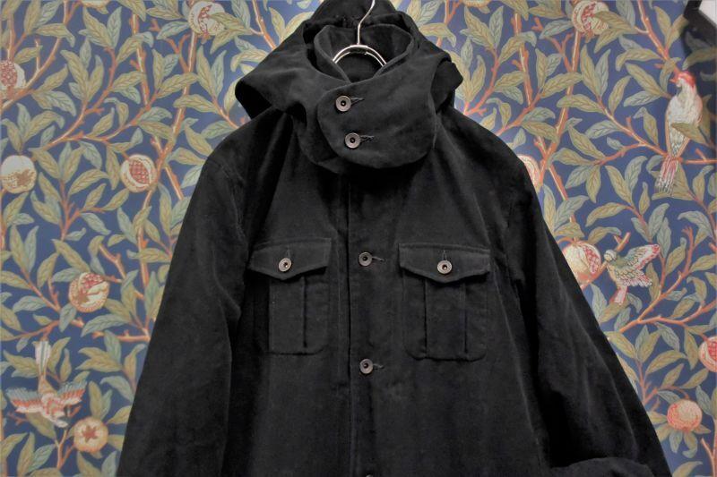 画像1: BOOZE Moleskin Storm Jacket(ストームジャケット2020年版) (1)