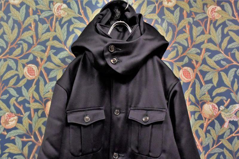 画像1: BOOZE Wool Storm Jacket(ストームジャケット2020年版)生地HOLLAND&SHERRY (1)