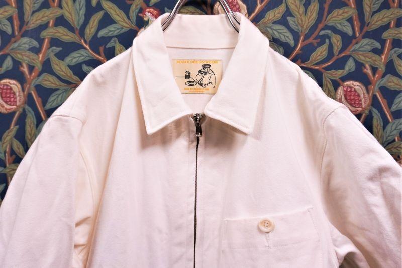 画像1: BOOZE Denim jacket(V切り替えデニムジャケット) (1)