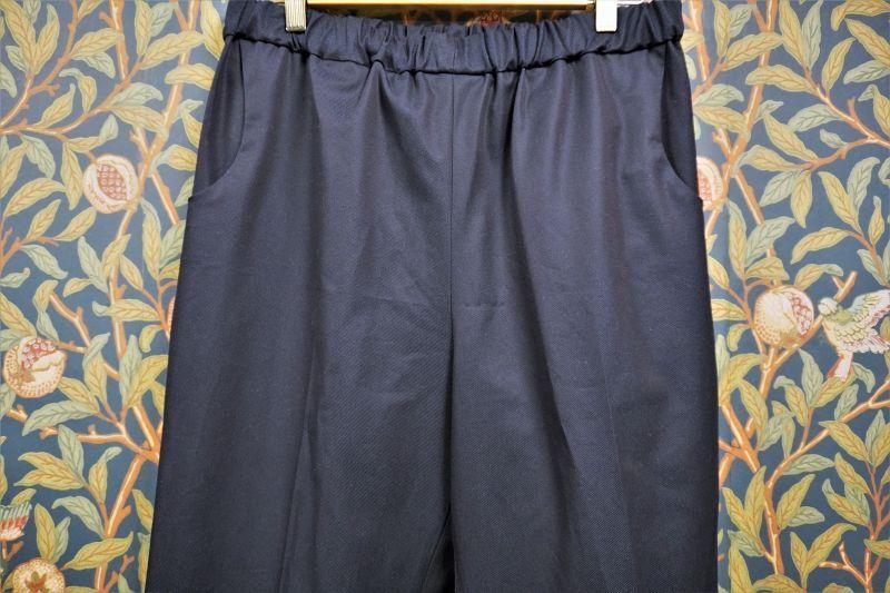 画像1: BOOZE DESIGN WORKS Solaro Cotton Easy Pants(タマムシ生地フリーパンツ) (1)