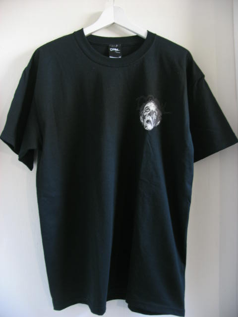 画像1: DORIL Mayhem logo TEE (1)